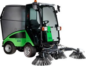 2250 SWP City Range Pathway & Road Nilfisk Sweeper