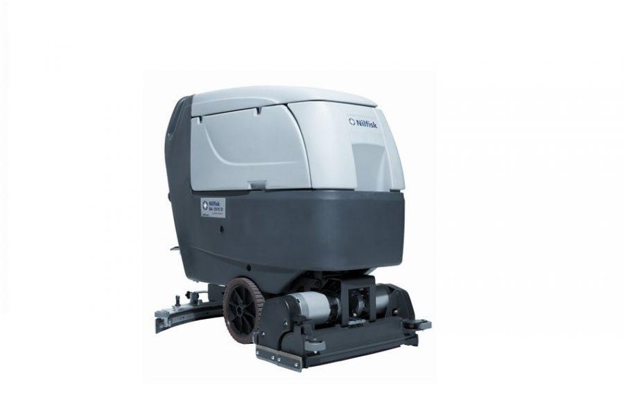 BA551 Industrial Pedestrian Scrubber-Dryer