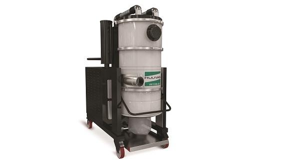 HV1100-ACS (B) - HUUVAN 400 Volt, H Class, Industrial Vacuum Cleaner