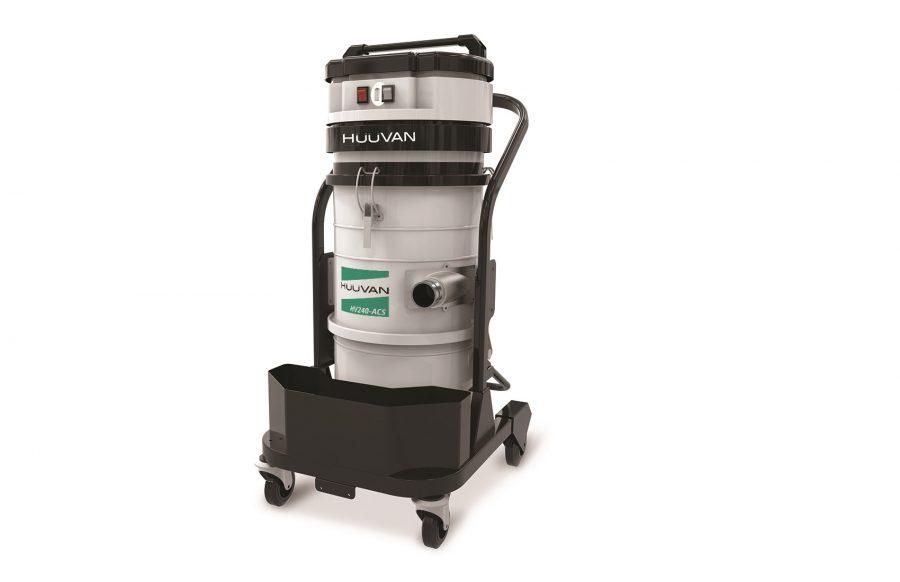 HV240-ACS (C35) - Huuvan Industrial Hepa Vacuum Cleaner