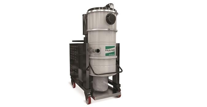 HV550-ACS (B) - HUUVAN 400 Volt, H Class, Industrial Vacuum Cleaner