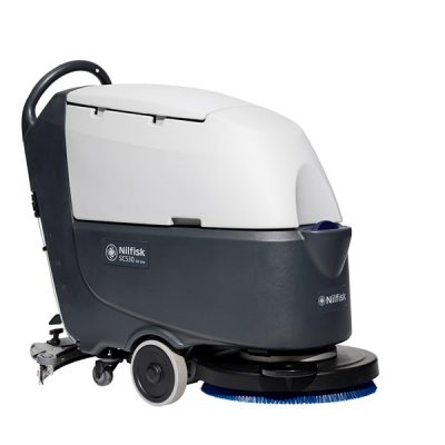 SC530 - Industrial Walk Behind Nilfisk Scrubber-Dryer