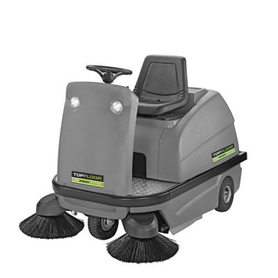 TF111R-TRS Topfloor Industrial Ride-On Sweeper