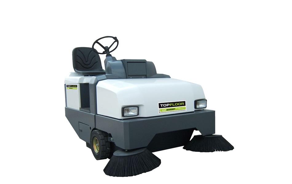 Tf155r Gtx Topfloor Ride On Industrial Sweeper 1