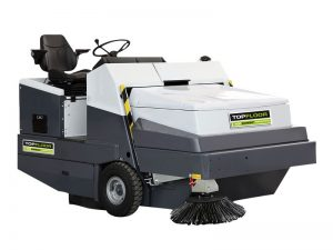 TF205R-GTX - Topfloor Industrial Floor Sweeper