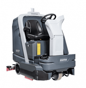 SC6000 - Nilfisk Ride On Scrubber-Dryer - Available for Hire