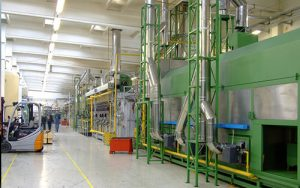 Type of Application - Manufacturing Facilities