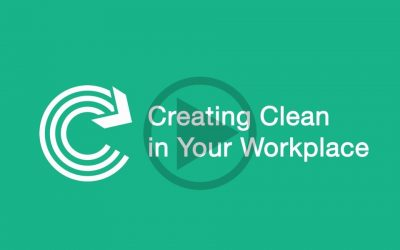 Begin Your Journey to 'Creating Clean' In Your Busy Workplace Today!