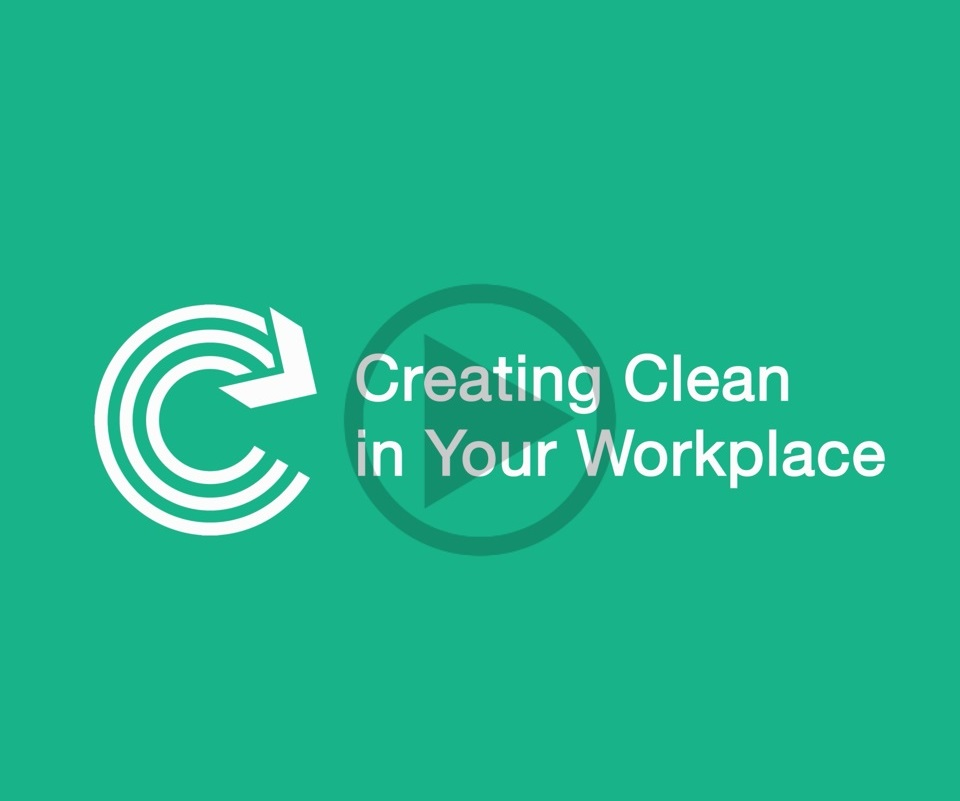 Create a clean workplace for your staff today.